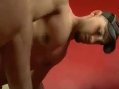 AWESOME HUNG vidz SEX GOD  super ANTONIO FACEFUCKS THEN ROUGH BREEDS SMOOTH YOUNG LAD