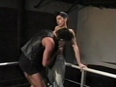 Glory Holes vidz 5 Leather  super Mania - Scene 1