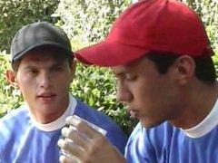Young Men vidz Outdoors -  super Scene 5