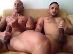 Two Big vidz cocks Jay  super Yaport and Jorge Nieto