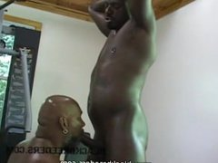 Big Black vidz Cock down  super my Throat