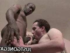 White Guy vidz Anal Desctruction  super From Black Dude Justyn Blade