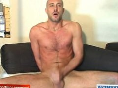 A real vidz french straiht  super guy get wanked in spite of him !