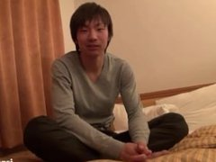 Satoshi - vidz Bisexual Athlete  super Jerks Off