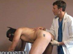 A Gay vidz Medical Fetish  super Humiliation Procedure From Dr Derrick Paul