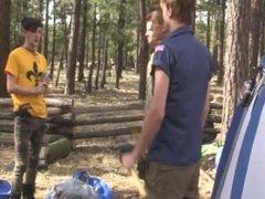 Jason & vidz Tanner -  super Twink Scouts Parody Behind the Scenes