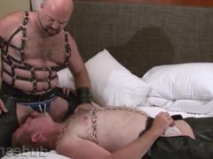 Leather Daddies vidz Bareback