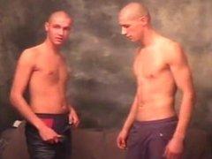 Scally twins vidz strip naked
