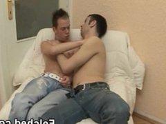 Felched Gay vidz Bareback Sex