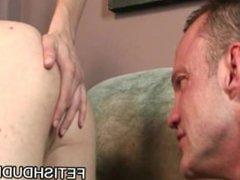 Chris Kohl vidz - Handsome  super Dilf Worshipping A Twinky Ass