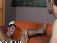 Steven Richards vidz And Tristan  super Mathews - A Hairy Ass Fetish Worship Scene