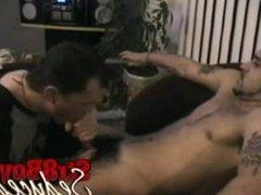 Sucking straight vidz dick 2