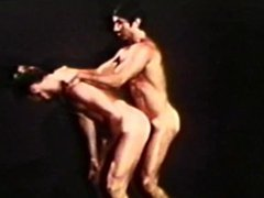 Gay Peepshow vidz Loops 434  super 70's and 80's - Scene 3