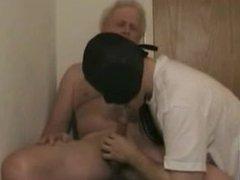 Gay Oldman vidz n Masked  super Stud