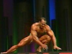 Bodybuilder with vidz a sexy  super boner