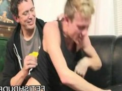 Derrick Paul vidz And Hans  super Blan - Fetish Master Spanking A Naughty Queer Twink