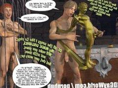 JACK AND vidz THE BEANSTALK  super 3D Gay Cartoon Comics Animation or Hentai Animated