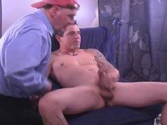 Thick cock vidz dude leaves  super girlfriend home to come let me service him for cash.
