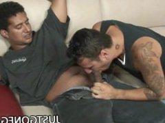 Jake And vidz Max -  super Wild Latino Daddies Analyzing Each Other