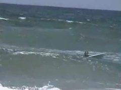 paja despues vidz de surfear