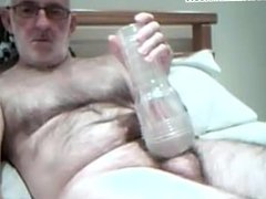 Old Cock vidz New Fleshlight