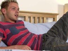 Wanking With vidz Smooth Scott