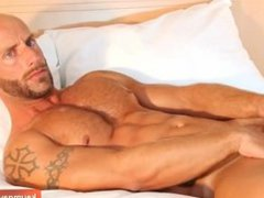 French sport vidz guy serviced:  super Aymeric get wanked his huge cock by us!