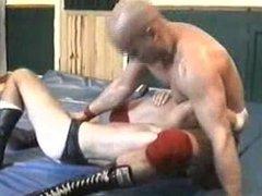 Brit Lads vidz wrestling