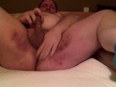 chubby wank vidz and fingering