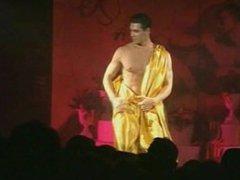 Kris Lord vidz exposes his  super mega cock
