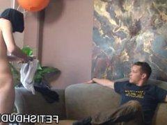 Skyler Grey vidz And Brandon  super Stone: Master And Slave Fetish Scene