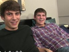 Gay video vidz He admires  super Zaden�'s thick manhood before getting a mouthful of