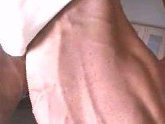 Mr. MuscleMan vidz - Oiling  super His Muscles
