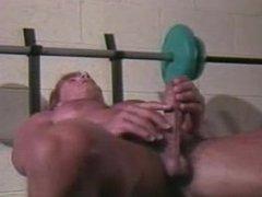 Mr. MuscleMan vidz - Gym  super Rat [Nude Workout]