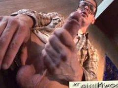 Pornstar Alex vidz Gonz Big  super Uncut Cock & Cum