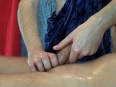 Sensual Deluxe vidz Massage Experience  super 4 Part 2 - Massage Portal