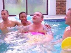 Horny Model vidz Boys Swim  super Team