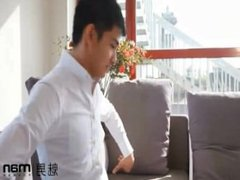 meili zhangjie vidz . His  super penis is shown at 16: 52