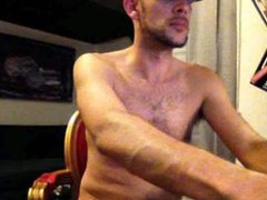Jerking Off vidz on Webcam