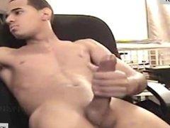 amateur, str8 vidz latino, big  super uncut cock, foreskin, wank jerk off, spermtastic