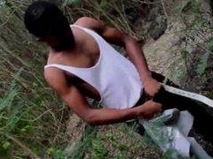 Black dick vidz - Armano  super Dito from Hammerboys TV