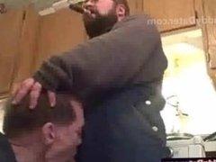 Cigar Daddybear vidz Top Gets  super his Cock Sucked