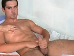 Next-door guy vidz gets wanked  super his big dick by us !