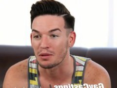 GayCastings Cute vidz tattooed twink  super likes to show off on cam