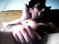 STRAIGHT ITALIAN vidz DUDE SHOWS  super HIS HARD COCK ON CAM