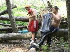 Jeremy and vidz Billy Gettin  super Wet!