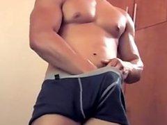 Muscle God vidz Ezra