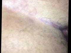 My friend's vidz dick finally  super made it inside, left me a huge cum load. I miss it