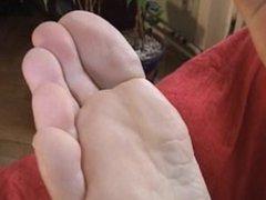 Petr-Feet of vidz a Man