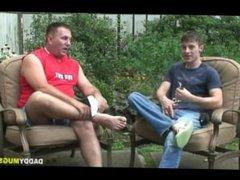 Interview with vidz gay-for-pay actor  super Kurt Wild